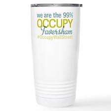 Occupy Faversham Travel Mug