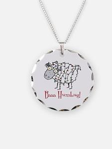 Holiday Humbug Necklace