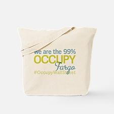 Occupy Fargo Tote Bag
