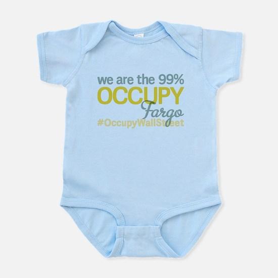 Occupy Fargo Infant Bodysuit
