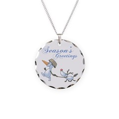 Seasons Greetings Necklace