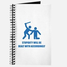 Stupidity Journal