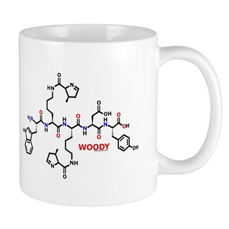Woody molecularshirts.com Mug