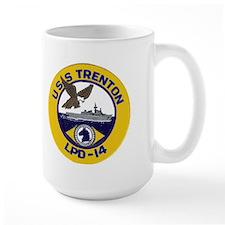 USS Trenton LPD 14 Mug