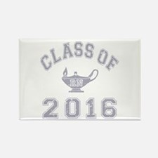 Class Of 2016 RN Rectangle Magnet (10 pack)