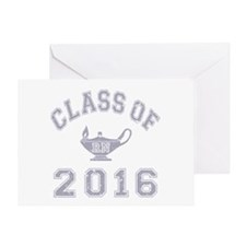 Class Of 2016 RN Greeting Card