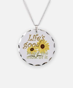Life''s Good Necklace