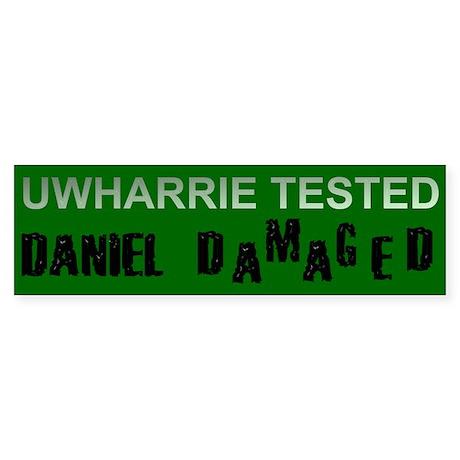Uwharrie Tested