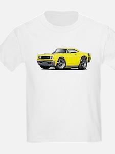 1969 Super Bee Yellow Car T-Shirt