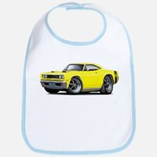 1969 Super Bee Yellow Car Bib