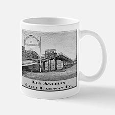 L A Cable Railway Comany Mug