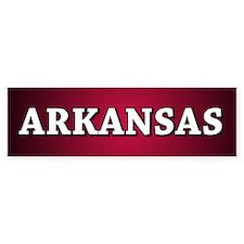 Arkansas Bumper Bumper Sticker