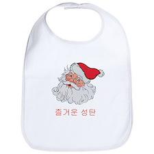 Korean Santa Bib