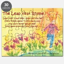 The Leap Year Rhyme Puzzle