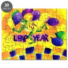 Cute Leap day birthday Puzzle