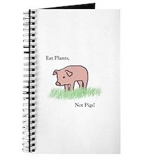 Eat Plants, Not Pigs, Journal