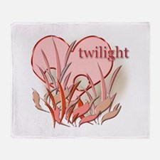Twilight New Moon Throw Blanket