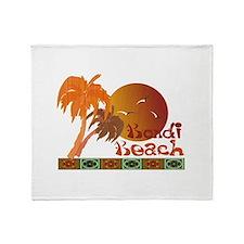 Bondi Beach Throw Blanket
