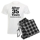 35th anniversary Pajama Sets