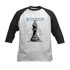 Black Bishop Chess Mate Tee