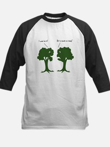 I Wood. Sounds Shady! Trees Tee