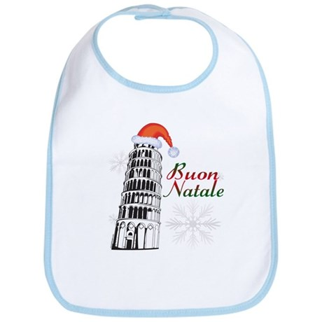 Buon Natale Pisa Bib