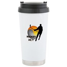 Hockey 24/7 Travel Mug