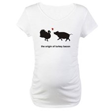 Origin of Turkey Bacon Shirt