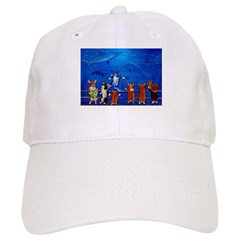 Something's Fishy Baseball Cap