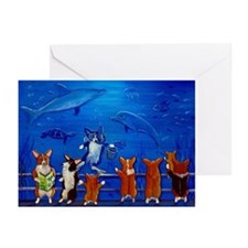 Something's Fishy Greeting Cards (Pk of 10)