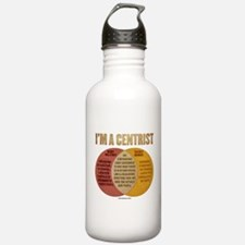 I'm a Centrist Water Bottle