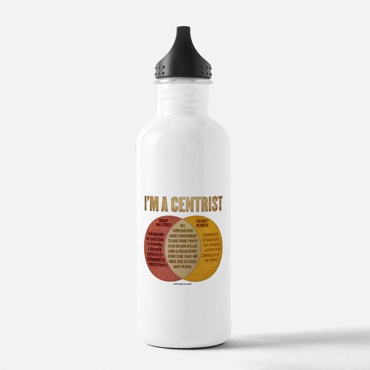 I'm a Centrist Water Bottle