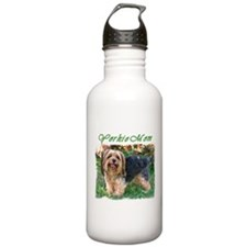 Yorkie Mom Water Bottle
