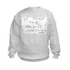 Right Earth Sweatshirt