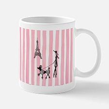 A walk in Paris Mug