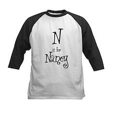 N Is For Nancy Tee