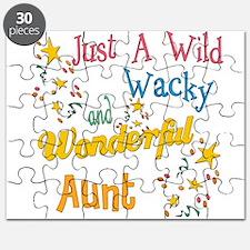 Wild Wacky Aunt Puzzle