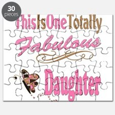 Totally Fabulous Daughter Puzzle