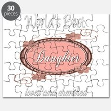Cherished Daughter Puzzle