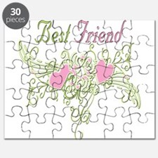 Best Friends Hearts Puzzle