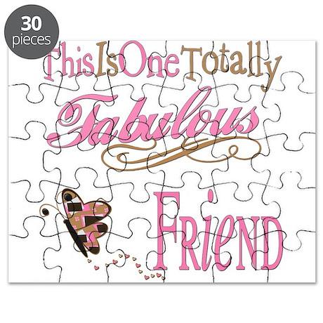 Fabulous Friend Puzzle
