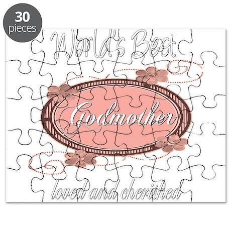 Cherished Godmother Puzzle