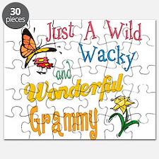 Wild Wacky Grammy Puzzle