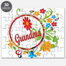 Wonderful Grandma Puzzle