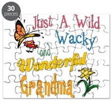 Wild Wacky Grandma Puzzle