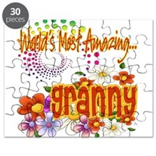 Most Amazing Granny Puzzle