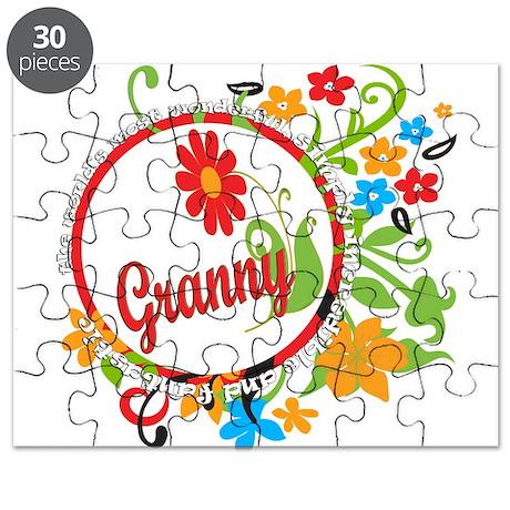 Wonderful Granny Puzzle