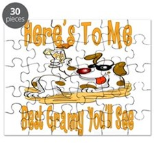 Cheers For Granny Puzzle