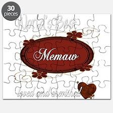 Cherished Memaw Puzzle