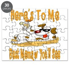 Cheers For Memaw Puzzle